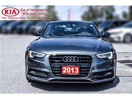 2013 Audi A5 2.0T (Stk: P0948) in Newmarket - Image 2 of 18