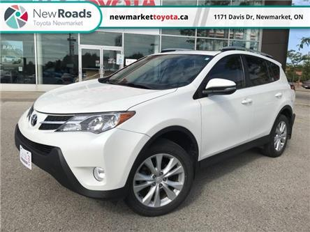 2015 Toyota RAV4 Limited (Stk: 341061) in Newmarket - Image 1 of 27