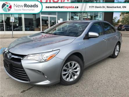 2015 Toyota Camry Hybrid LE (Stk: 5721) in Newmarket - Image 1 of 26