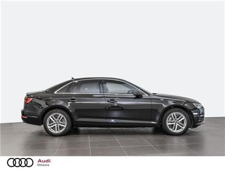 2017 Audi A4 2.0T Komfort (Stk: 52654A) in Ottawa - Image 2 of 18