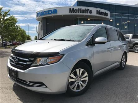 2015 Honda Odyssey EX-L (Stk: 27753) in Barrie - Image 1 of 30