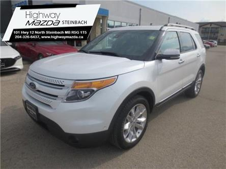 2013 Ford Explorer Limited 4D Utility V6 4WD (Stk: M19143B) in Steinbach - Image 1 of 22