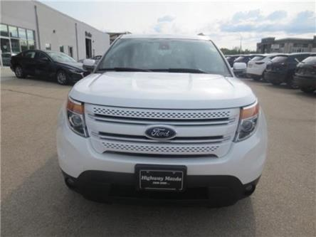 2013 Ford Explorer Limited 4D Utility V6 4WD (Stk: M19143B) in Steinbach - Image 2 of 22