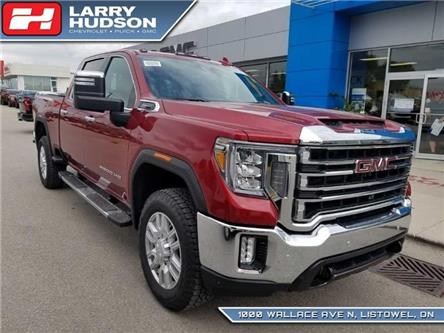 2020 GMC Sierra 2500HD SLT (Stk: 20-047) in Listowel - Image 1 of 12