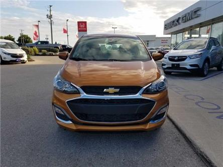 2020 Chevrolet Spark 1LT Manual (Stk: 20-062) in Listowel - Image 2 of 11