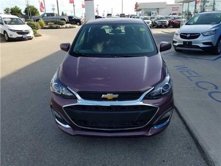 2020 Chevrolet Spark 1LT CVT (Stk: 20-052) in Listowel - Image 2 of 11