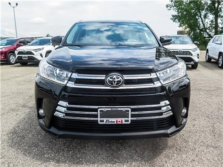 2019 Toyota Highlander XLE (Stk: 95536) in Waterloo - Image 2 of 20