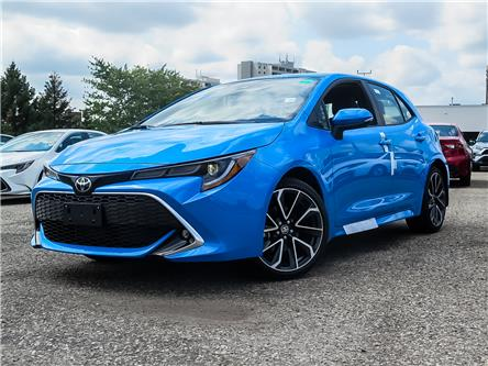 2019 Toyota Corolla Hatchback Base (Stk: 92216) in Waterloo - Image 1 of 18