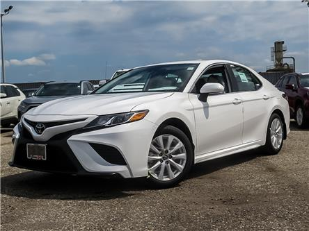 2019 Toyota Camry SE (Stk: 93040) in Waterloo - Image 1 of 17