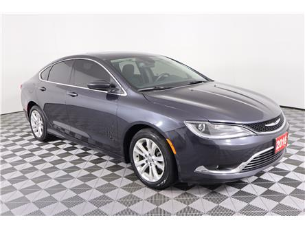 2016 Chrysler 200 Limited (Stk: U-0596) in Huntsville - Image 1 of 34