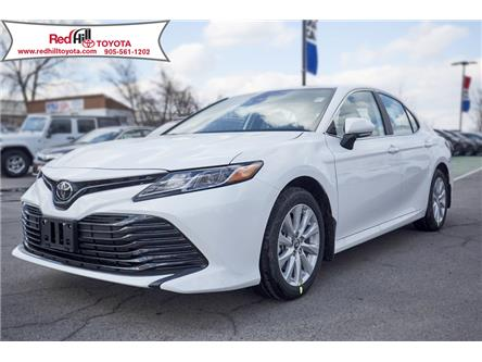 2019 Toyota Camry LE (Stk: 19898) in Hamilton - Image 1 of 16