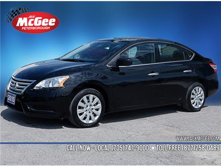 2015 Nissan Sentra 1.8 S (Stk: 13043B) in Peterborough - Image 1 of 18