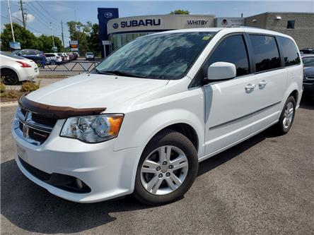 2015 Dodge Grand Caravan Crew (Stk: 19S876AA) in Whitby - Image 1 of 23