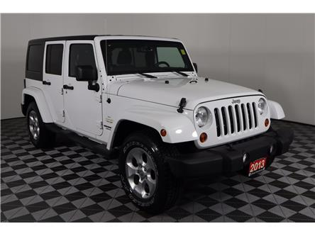 2013 Jeep Wrangler Unlimited Sahara (Stk: U-0597) in Huntsville - Image 1 of 31