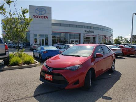 2017 Toyota Corolla LE (Stk: P1900) in Whitchurch-Stouffville - Image 1 of 13