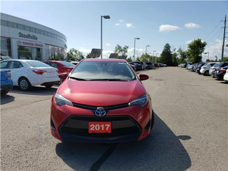 2017 Toyota Corolla LE (Stk: P1900) in Whitchurch-Stouffville - Image 2 of 13