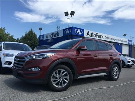 2018 Hyundai Tucson Luxury 2.0L (Stk: 18-71994R) in Georgetown - Image 1 of 27