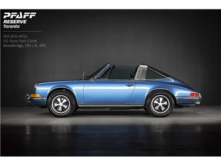 1972 Porsche 911 T Targa  (Stk: JH001) in Woodbridge - Image 1 of 18