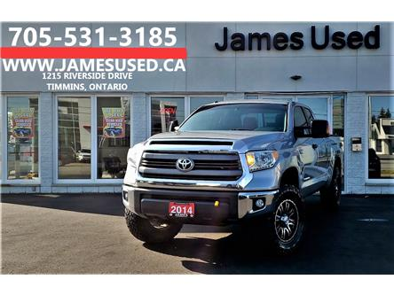 2014 Toyota Tundra SR 5.7L V8 (Stk: N19305A) in Timmins - Image 1 of 14