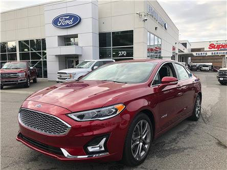 2019 Ford Fusion Hybrid Titanium (Stk: CP19289) in Vancouver - Image 1 of 25