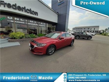 2018 Mazda MAZDA6 GS-L Turbo Auto (Stk: 19162B) in Fredericton - Image 1 of 12