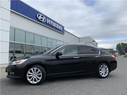 2015 Honda Accord Touring V6 (Stk: H97-4920A) in Chilliwack - Image 1 of 12