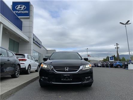 2015 Honda Accord Touring V6 (Stk: H97-4920A) in Chilliwack - Image 2 of 12
