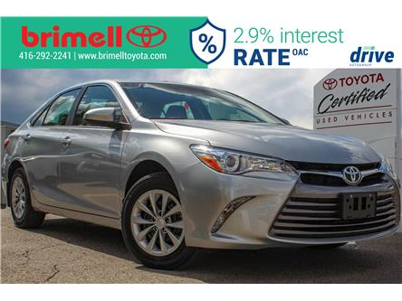 2017 Toyota Camry LE (Stk: 196732A) in Scarborough - Image 1 of 25