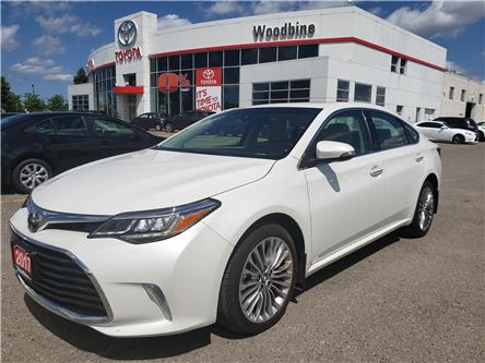 2017 Toyota Avalon Limited (Stk: P6843) in Etobicoke - Image 2 of 30