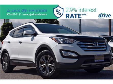 2015 Hyundai Santa Fe Sport 2.4 Premium (Stk: P4769) in Ajax - Image 1 of 32