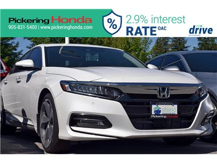 2018 Honda Accord Touring (Stk: T1369) in Pickering - Image 1 of 26
