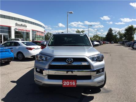 2016 Toyota 4Runner SR5 (Stk: P1904) in Whitchurch-Stouffville - Image 2 of 18
