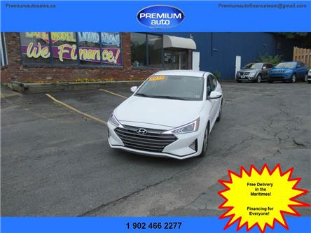 2019 Hyundai Elantra Preferred (Stk: 793306) in Dartmouth - Image 1 of 21