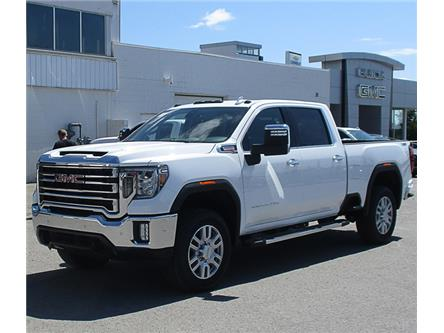 2020 GMC Sierra 2500HD SLT (Stk: 20015) in Peterborough - Image 1 of 3