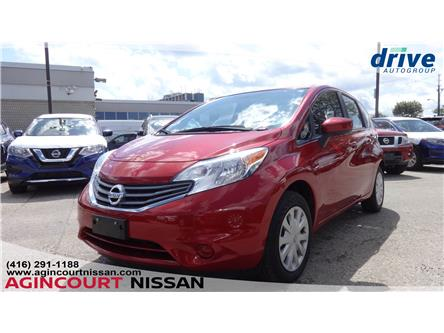 2015 Nissan Versa Note 1.6 S (Stk: KY292232A) in Scarborough - Image 1 of 14