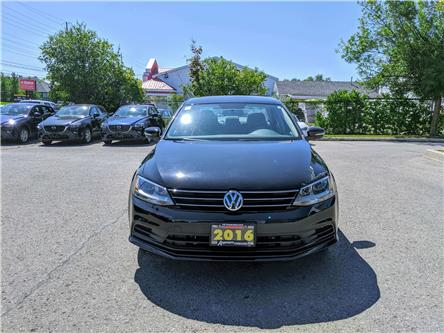 2016 Volkswagen Jetta  (Stk: 1581) in Peterborough - Image 2 of 21