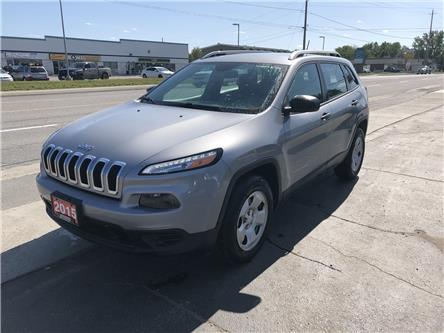 2015 Jeep Cherokee Sport (Stk: ) in Garson - Image 2 of 10