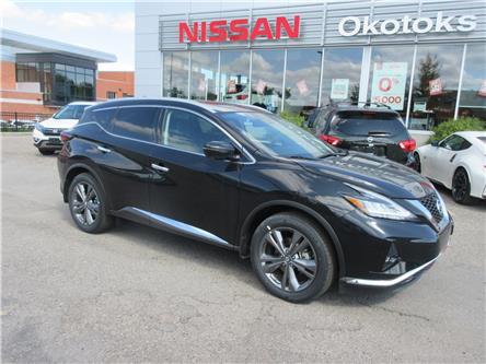 2019 Nissan Murano Platinum (Stk: 8936) in Okotoks - Image 1 of 25