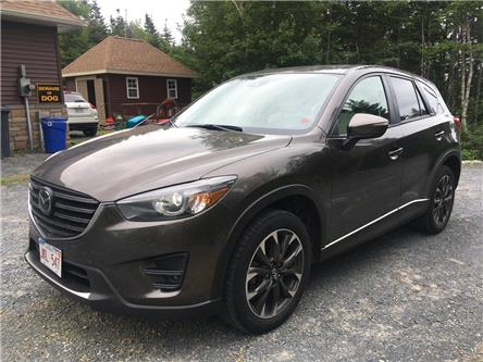 2016 Mazda CX-5 GT (Stk: P679122) in Saint John - Image 1 of 7
