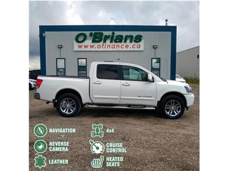 2014 Nissan Titan SL (Stk: 12655B) in Saskatoon - Image 2 of 23