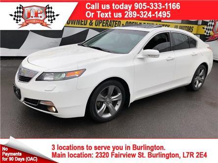 2013 Acura TL Base (Stk: 46706) in Burlington - Image 1 of 16