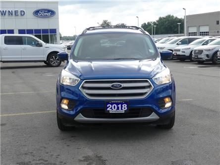 2018 Ford Escape SE | PWR HTD SEATS | BACKUP CAM | KEYLESS ENTRY | (Stk: FU84159A) in Brantford - Image 2 of 38