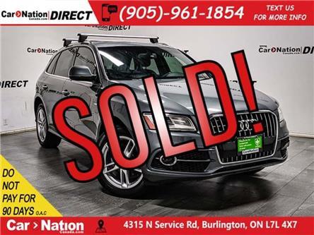 2016 Audi Q5 2.0T Progressiv (Stk: CN5756) in Burlington - Image 1 of 37