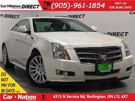 2011 Cadillac CTS Base (Stk: CN5765A) in Burlington - Image 1 of 34