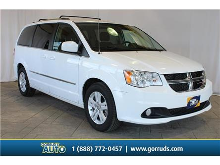 2017 Dodge Grand Caravan Crew (Stk: 775256) in Milton - Image 1 of 41