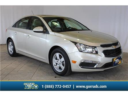2016 Chevrolet Cruze Limited 2LT (Stk: 163095) in Milton - Image 1 of 43