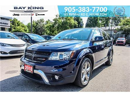 2018 Dodge Journey Crossroad (Stk: 6905R) in Hamilton - Image 1 of 24