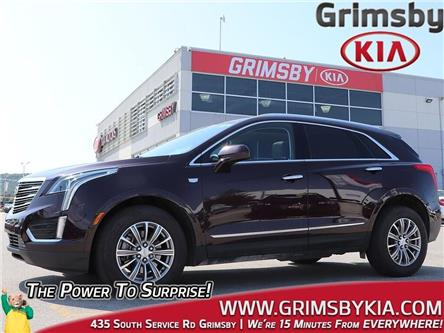 2018 Cadillac XT5 Luxury (Stk: N3590A) in Grimsby - Image 1 of 17