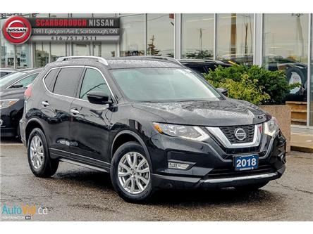 2018 Nissan Rogue  (Stk: L19039A) in Scarborough - Image 1 of 28