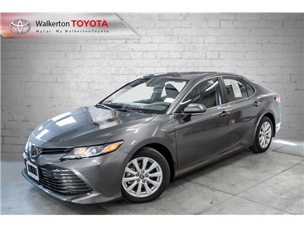 2019 Toyota Camry LE (Stk: 19371) in Walkerton - Image 1 of 16